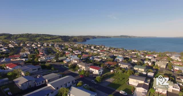 A Collection of B-Roll Drone Videos of Snells Beach