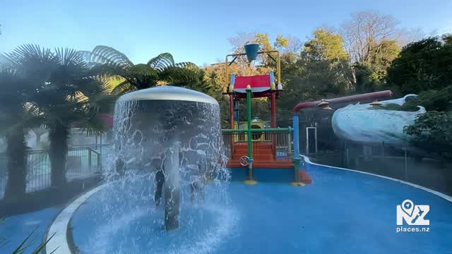 Debretts Hot Pools Taupo